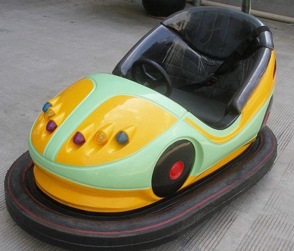 amusement park battery operated bumper cars hot sale