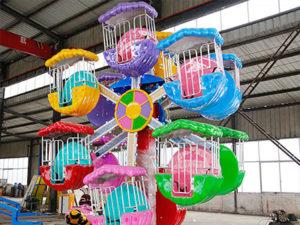 small ferris wheel rides for sale