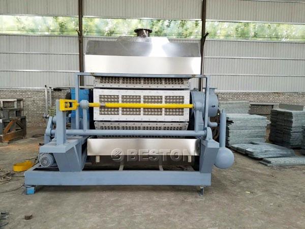 egg tray making machine price in India