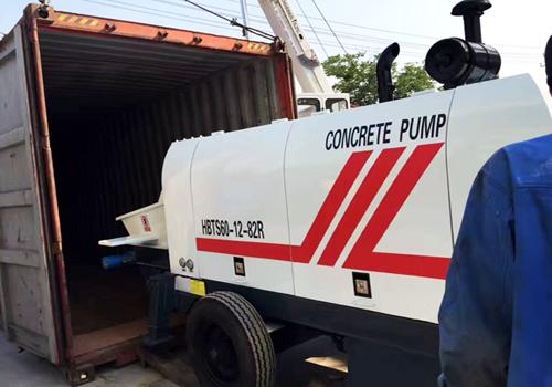 concrete pump for sale