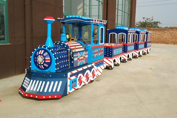 Buy Trackless Train Rides From Beston