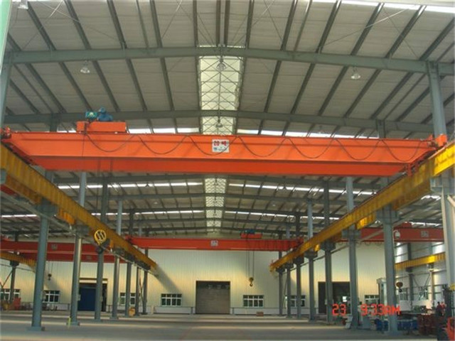 High quality overhead crane of 20 ton sell